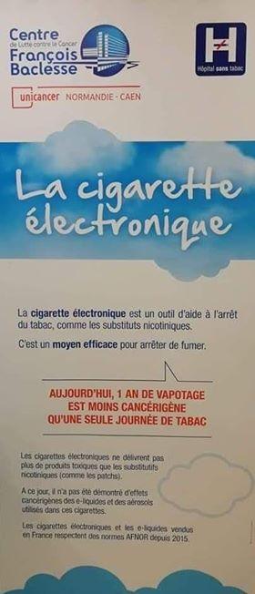 Le corps médical soutient la VAPE - Ma Vap fait un tabac !